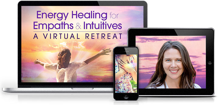 Wendy De Rosa – Energy Healing for Empaths and Intuitives A Virtual Retreat photo StreamingVideo